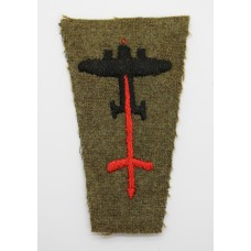 1st Anti-Aircraft Division Cloth Formation Sign (1st Pattern)