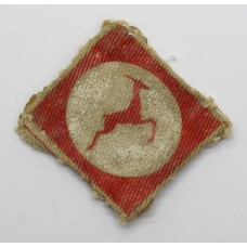 13th Corps Printed Formation Sign