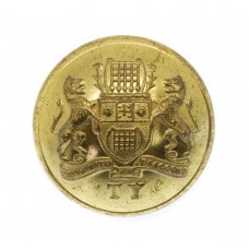 Westminster Dragoons TY Officer's Button (24mm)
