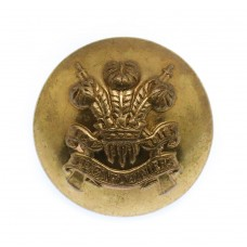 3rd Carabiniers (Prince of Wales's Dragoon Guards) Officer's Button (26mm)