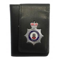 Royal Gibraltar Police Warrant Card Holder