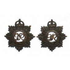 Pair of George VI Royal Army Service Corps (R.A.S.C.) Officer's S