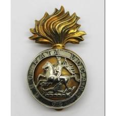 Royal Northumberland Fusiliers Cap Badge