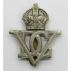 5th Royal Inniskilling Dragoon Guards Cap Badge - King's Crown