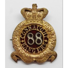 Victorian 88th Regiment (Connaught Rangers) Officer's Pagri Badge
