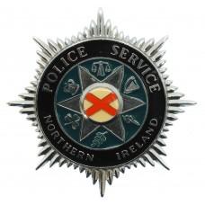 Northern Ireland Police Service Enamelled Cap Badge