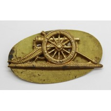 Royal Artillery Senior N.C.O.'s Gun Arm Badge