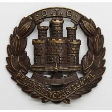 Wellingborough School O.T.C. Cap Badge