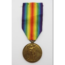 WW1 Victory Medal - Gnr. H. Hilton, Royal Artillery