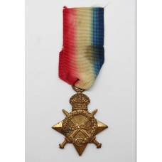 WW1 1914-15 Star. 11384 Pte. J. Birkenhead. Kings (Liverpool) Regiment