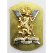 Royal Regiment of Scotland Cap Badge