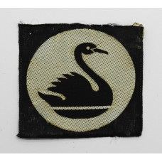 51st Independent Infantry Brigade Silk Embroidered Formation Sign