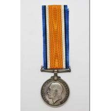 WW1 British War Medal - Spr H. Griffin . Royal Engineers