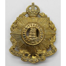 10th County of London Bn. (Hackney Rifles) Cap Badge