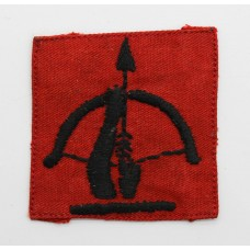 Anti-Aircraft Command Cloth Formation Sign