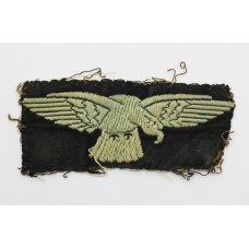 Royal Air Force (R.A.F.) Cloth Embroidered Sleeve Badge