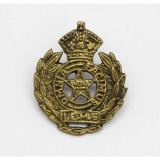 Indian Electrical & Mechanical Engineers (I.E.M.E.) Collar Badge