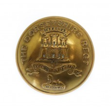 The Dorsetshire Regiment Officer's Button (25mm)