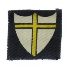 8th Army Printed Formation Sign