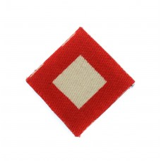 42nd Armoured Division Printed Formation Sign
