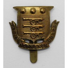 Army Ordnance Corps Cap Badge