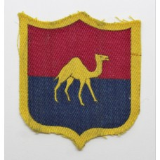 HQ Middle East Land Forces Printed Formation Sign (1st Pattern).