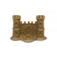 Victorian Suffolk Regiment Collar Badge
