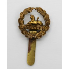 Gloucestershire Regiment Back Cap Badge