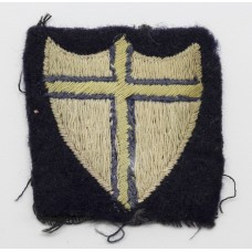 British Troops Austria Cloth Formation Sign