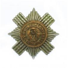 Scots Guards N.C.O's Bi-metal Collar Badge