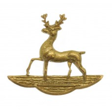 Hertfordshire Yeomanry Collar Badge