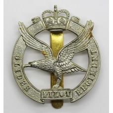 Glider Pilot Regiment Cap Badge - Queen's Crown