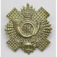 Highland LIght Infantry (H.L.I.) Cap Badge - Queen's Crown