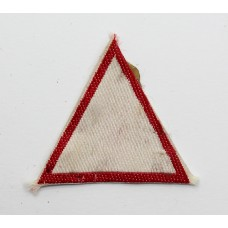 1st Infantry Division Silk Embroidered Formation Sign