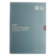 Royal Mint 2017 United Kingdom Brilliant Uncirculated Annual Coin Set (13 Coins)