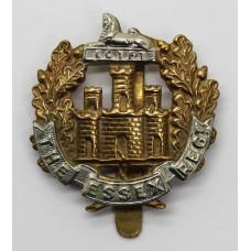 Essex Regiment Cap Badge