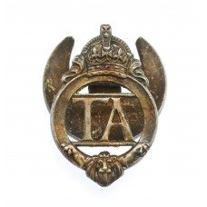 Territorial Army (T.A.) Lapel Badge