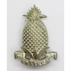 Antigua Police Cap Badge