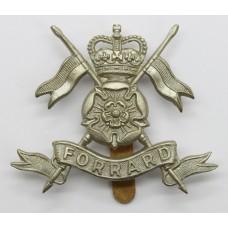 Queen's Own Yorkshire Yeomanry Cap Badge