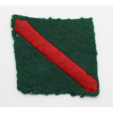 570th Light Anti-Aircraft (LAA) Regiment Royal Artillery Cloth Fo