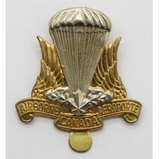 Canadian Airborne Regiment Cap Badge