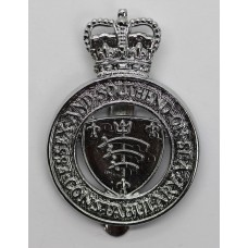 Essex and Southend-on-Sea Constabulary Cap Badge - Queen's Crown