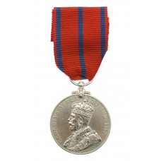 1911 County & Borough Police Coronation Medal - Unnamed