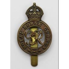 George VI Royal Horse Guards Cap Badge