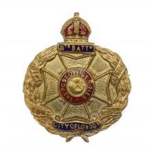 8th City of London Bn. (Post Office Rifles) London Regiment Sweet