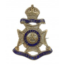 21st County of London (First Surrey Rifles) London Regiment Ename