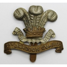 3rd Dragoon Guards Cap Badge