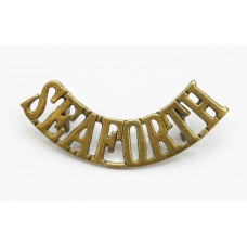 Seaforth Highlanders (SEAFORTH) Shoulder Title