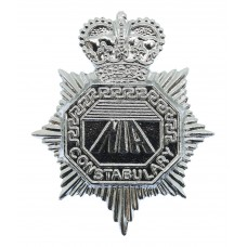 Northern Ireland Airports Constabulary Cap Badge