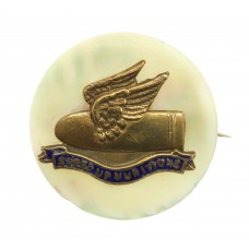 WWI 'Speed Up Munitions' Sweetheart Brooch